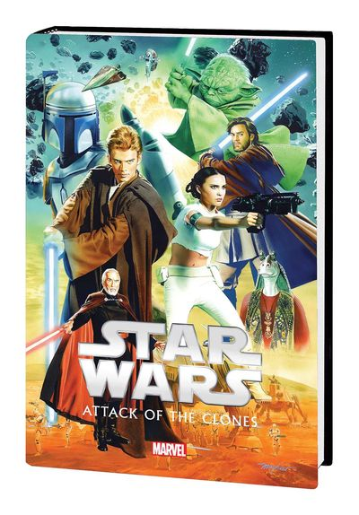 Star Wars Episode II Attack of the Clones HC MAY160920D