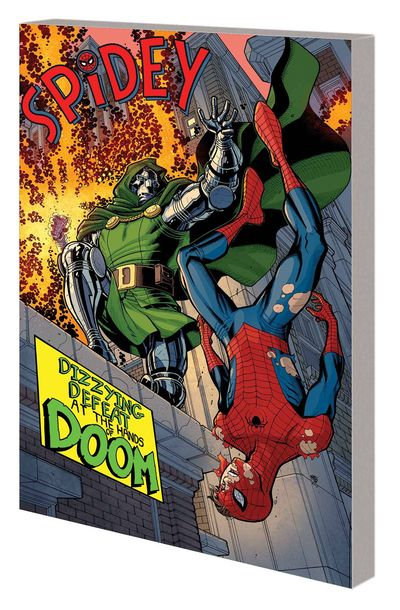 Spidey TPB Vol. 01 First Day MAY160932D