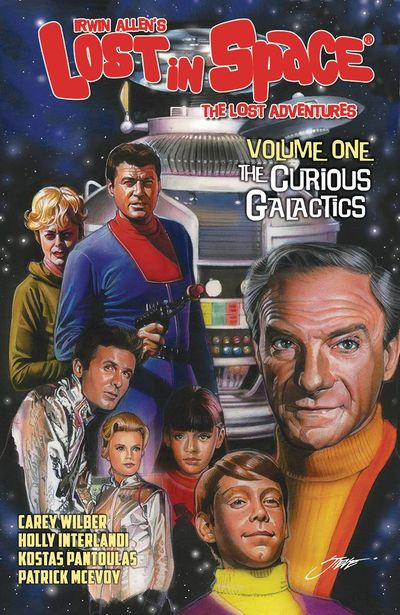 Irwin Allen Lost In Space Lost Adventures HC Vol. 01 Curious Galactics MAY161057F