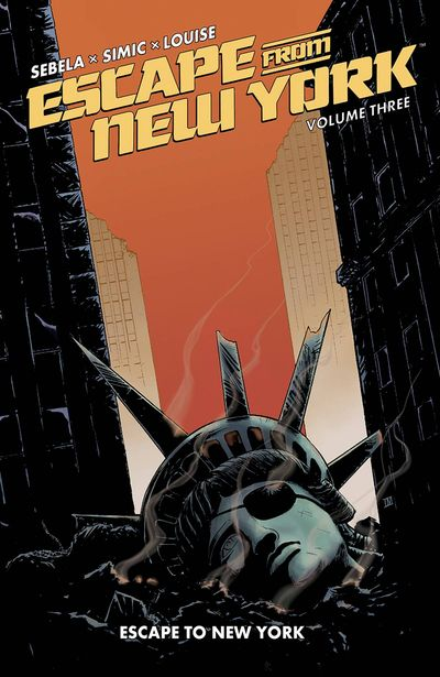 Escape From New York TPB Vol. 03 MAY161242E