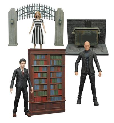 Gotham Select Action Figure Series 3 Assortment MAY162396U