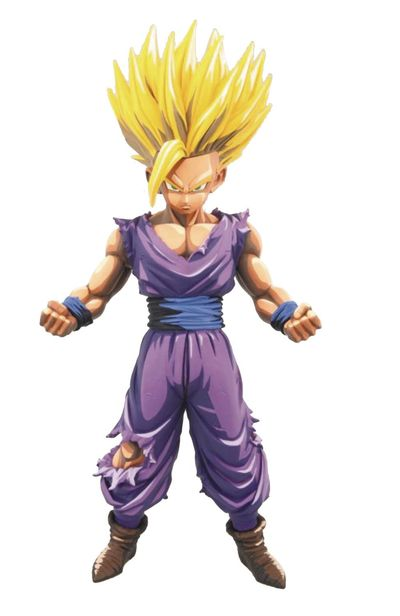 Dragon Ball Z Piece Manga Dimensions Son Gohan Figure MAY168161J