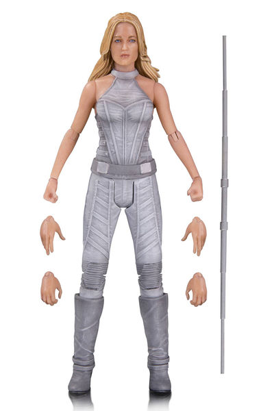 DC TV Legends Of Tomorrow White Canary Action Figure MAY170377Y