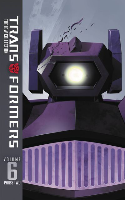 Transformers IDW Coll Phase 2 HC Vol. 06 MAY170430E