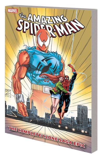 Spider-Man Complete Clone Saga Epic TPB Vol. 05 New Printing MAY170971D