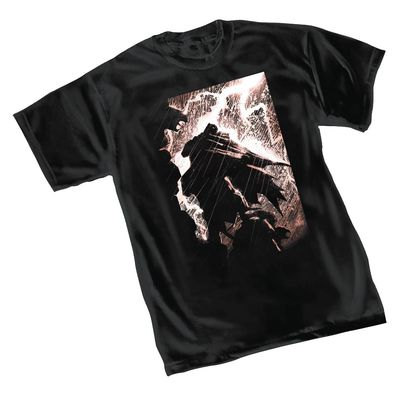 Image of Dark Knight III Rain T-Shirt XXL