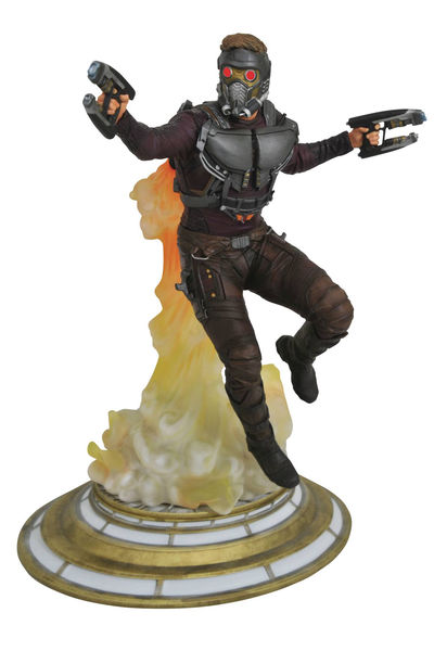 Marvel Gallery Guardians of the Galaxy 2 Star-lord Pvc Figure MAY172526U