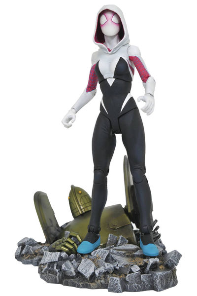 Marvel Select Spider-Gwen Action Figure MAY172533I