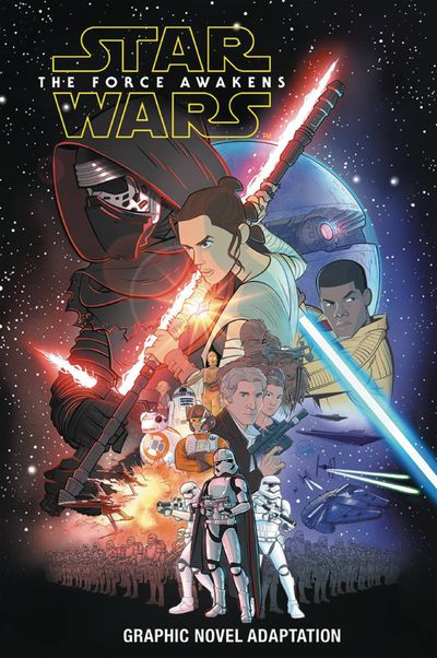 Star Wars The Force Awakens GN MAY178557E