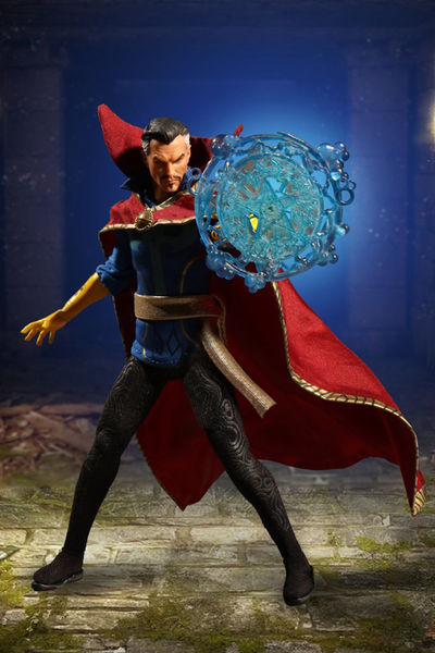 One-12 Collective Doctor Strange Action Figure MEZCO-76706