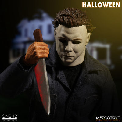 One-12 Collective Michael Myers Halloween Action Figure MEZCO-76840