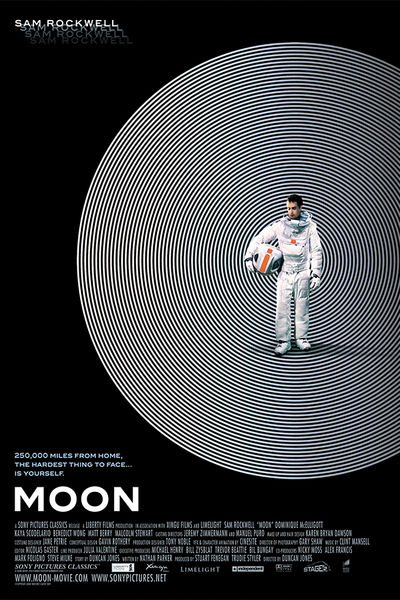 Moon Limited Edition Signed & Numbered Lithograph