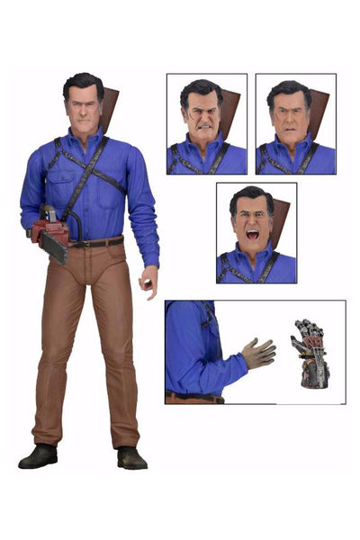 Ash vs Evil Dead: Ultimate Ash 7-in Action Figure NECA-41968