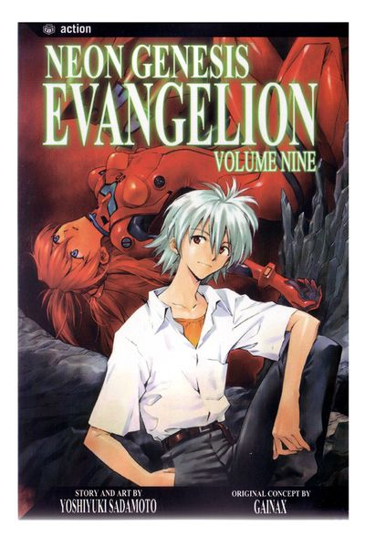 Neon Genesis Evangelion TPB Vol. 9