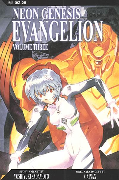Neon Genesis Evangelion TPB Vol. 3 (2nd Ed.)