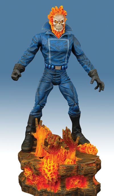 Marvel Select Ghost Rider Action Figure NOV063174I