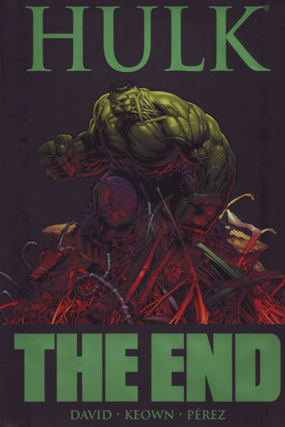 Hulk The End HC