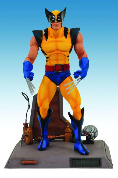 Marvel Select Wolverine Action Figure NOV083698I