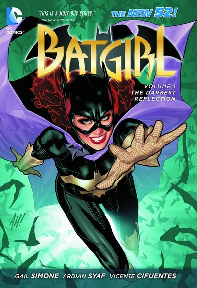 Batgirl TPB Vol. 01 The Darkest Reflection NOV120261D