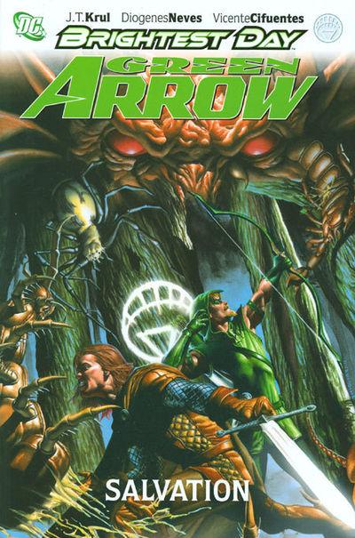 Green Arrow Salvation TPB