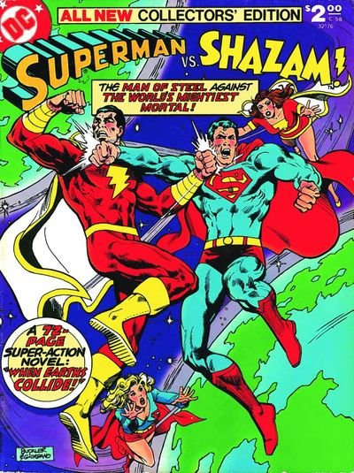 Superman vs. Shazam TPB NOV120273D