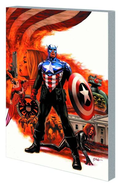 Captain America: The Death of Captain America Ultimate Collection TPB