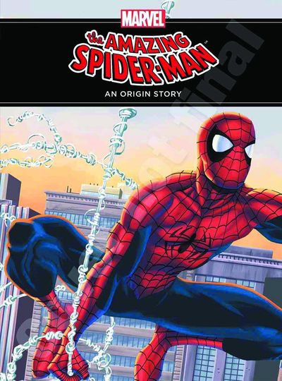 Amazing Spider-Man Origin Story Young Readers HC 2nd Ed NOV121457F