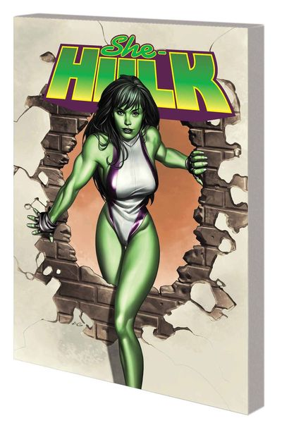 She-Hulk by Slott TPB Vol. 01 Complete Collection