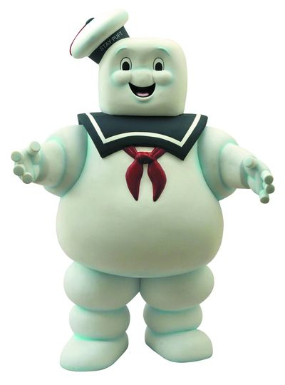 Ghostbusters 24in Stay Puft Marshmallow Man Bank NOV131816U