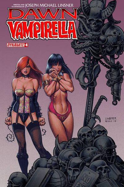 Dawn Vampirella #4 (of 6)