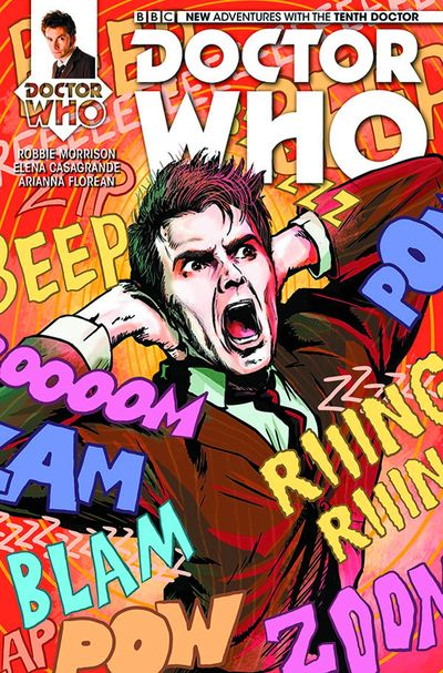 Doctor Who 10th #10