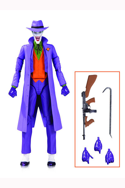 DC Icons Joker Death In The Family Action Figure NOV150323Y