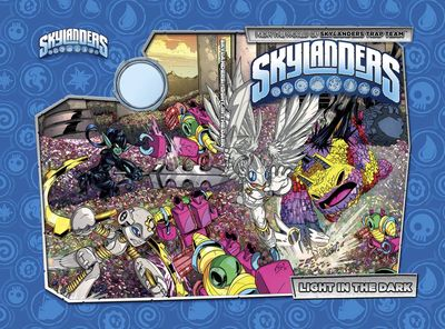 Skylanders Light in the Dark HC NOV150417E