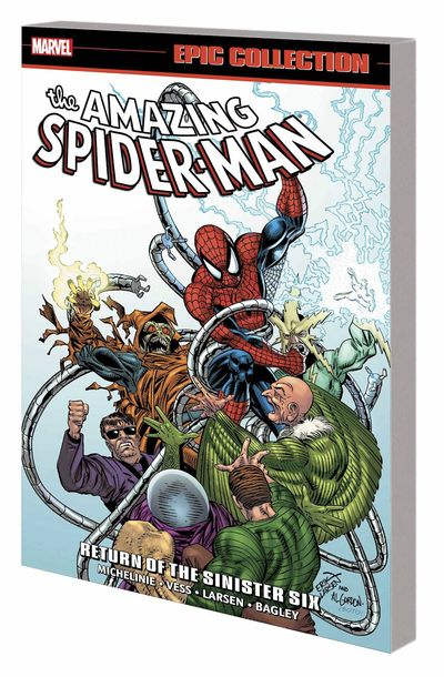 Amazing Spider-Man Epic Coll TPB Return Of Sinister Six NOV150957D