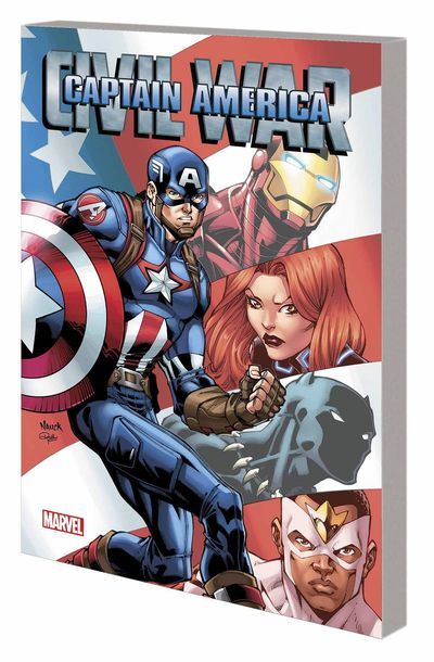 Marvel Universe Captain America Civil War Digest TPB NOV150960D