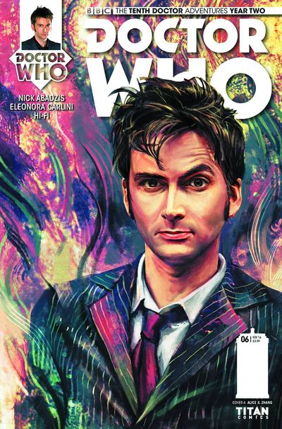 Doctor Who 10th Year 2 #6