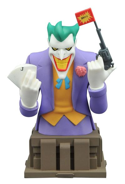 Batman Animated Series Joker Bust NOV152178U