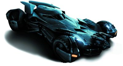Batman V Superman 1/25 Scale Batmobile Mod Kit NOV152286U