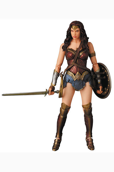 Batman V. Superman: Wonder Woman Previews Exclusive Miracle Action Figure NOV158387I
