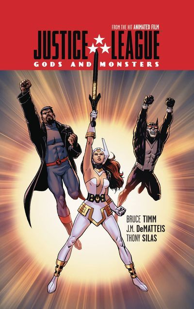 JLA Gods and Monsters TPB NOV160331D