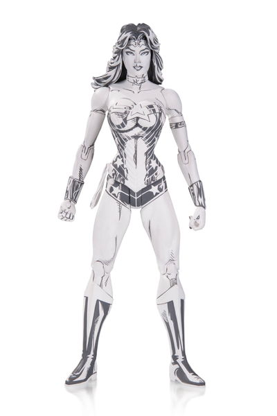 DC Blueline Wonder Woman Action Figure NOV160376Y