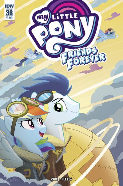 My Little Pony Friends Forever #36 NOV160423E