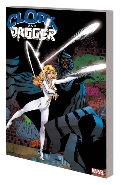 Cloak and Dagger TPB Shadows and Light NOV160981D