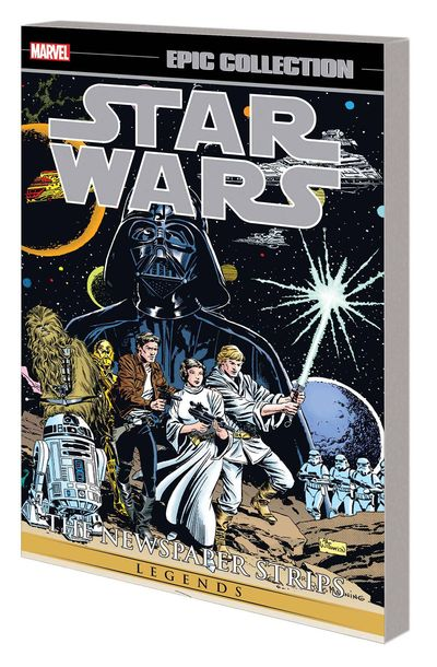 Star Wars Legends Epic Collection TPB Vol. 01 Newspaper Strips NOV160988D