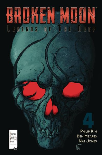 Broken Moon Legends of the Deep #4 (of 6)