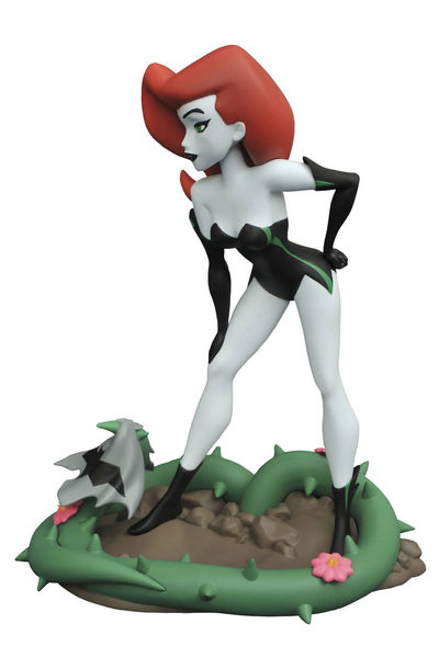 Batman The Animated Series Gallery Poison Ivy Pvc Figure NOV162440U