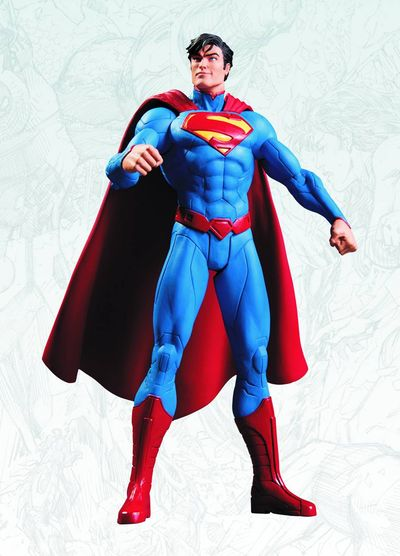 Justice League Superman Action Figure OCT120316X