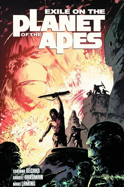 Exile On Planet of the Apes TPB Vol. 01 OCT120883E