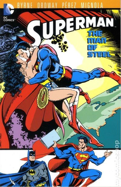 Superman The Man Of Steel TPB Vol. 08 OCT130252D