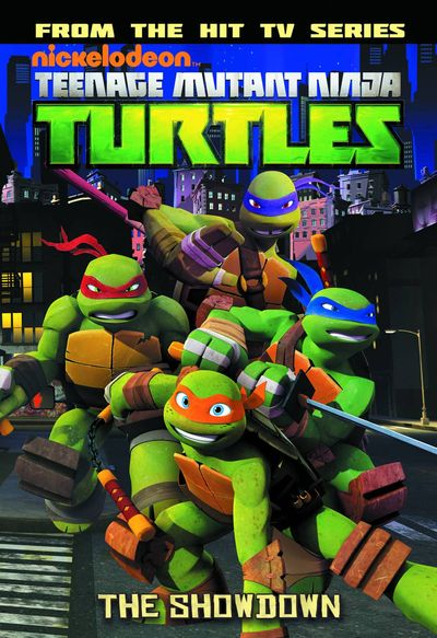 Teenage Mutant Ninja Turtles Animated Vol. 3 TPB OCT130412E